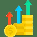 makeing money icon